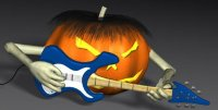 Helloween Savage Pumpkin