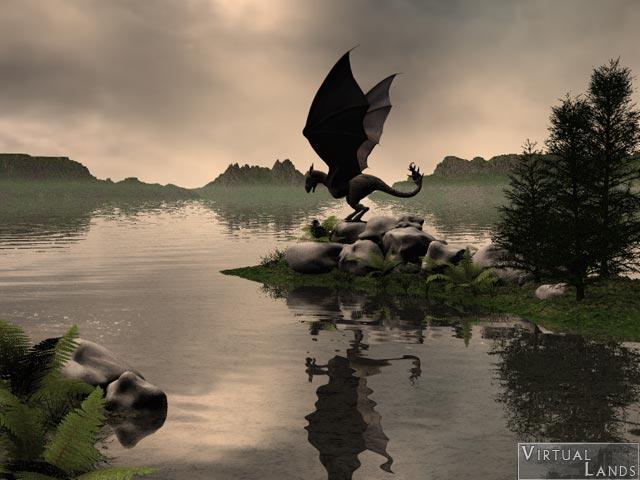 Wyvern lake