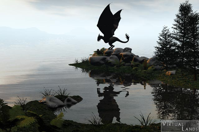Wyvern lake WIP 2