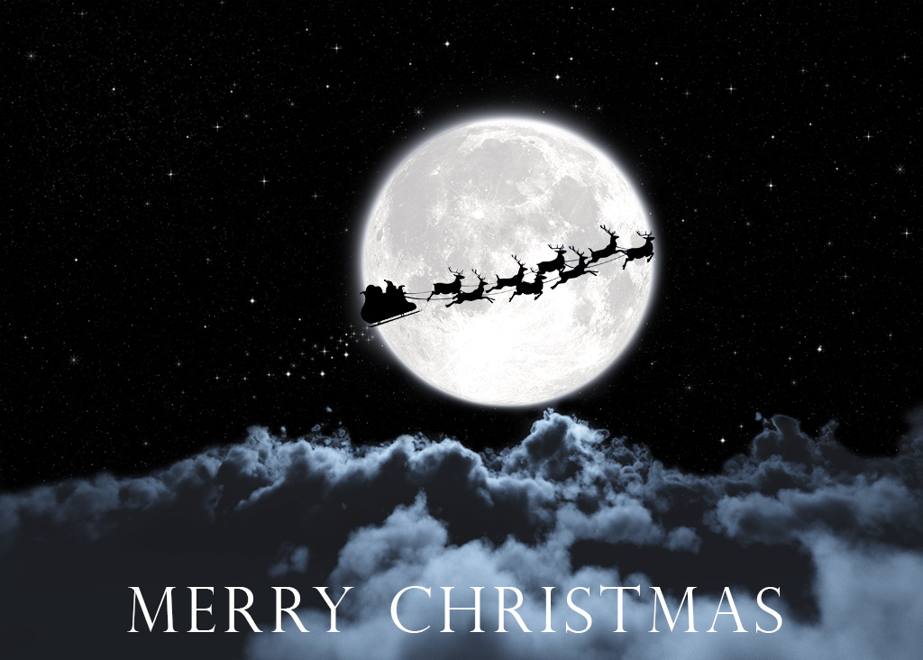 2015 Christmas card - Virtual Lands 3d