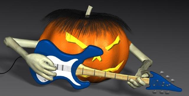 Helloween Savage Pumpkin