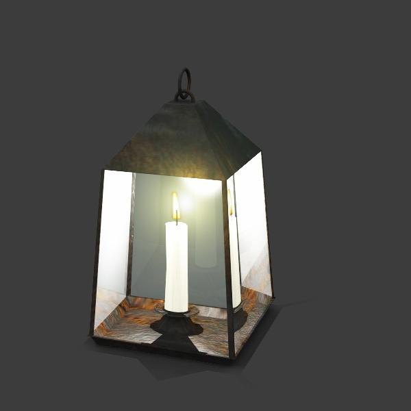 Free Lantern by zorglub