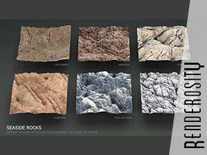 Texture packages