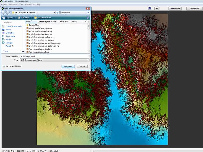 Geocontrol 2 Vue - part 1 - Virtual Lands 3d